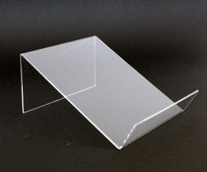 Stojak pod książki, mały - długość 18 cm, trzy kolory, leżący BL004